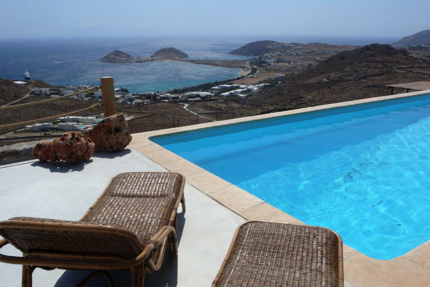 Luxus Villa Mykonos Mieten