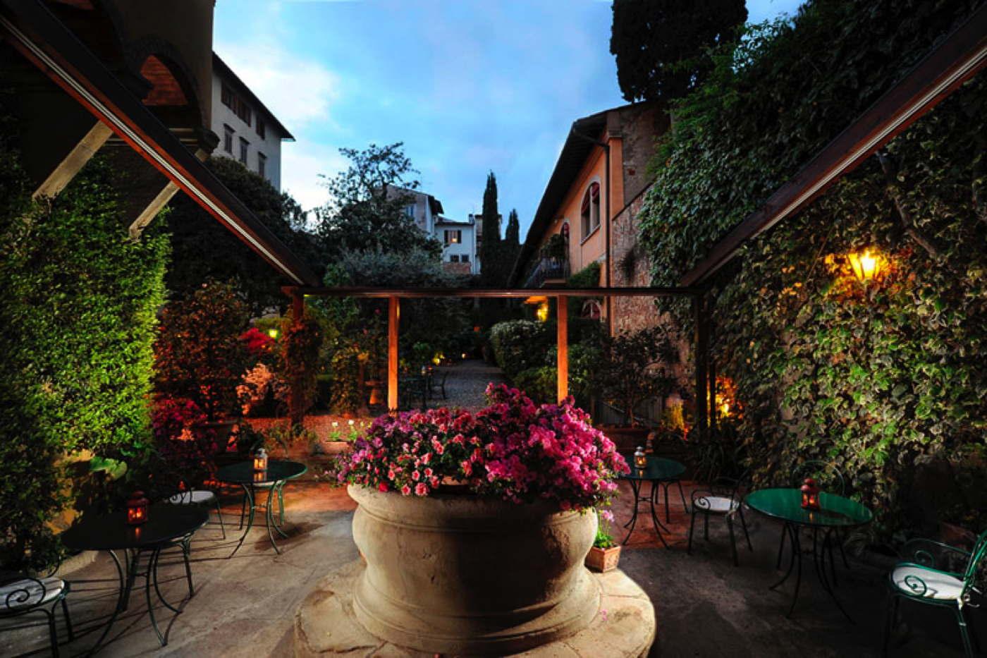 Italien toskana florenz hotel mit charme designhotel for Designhotel toskana