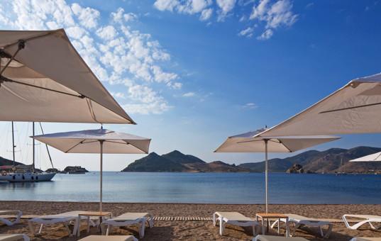 Griechenland - DODECANESE - PATMOS - Grikos - Patmos Aktis Spa Hotel -