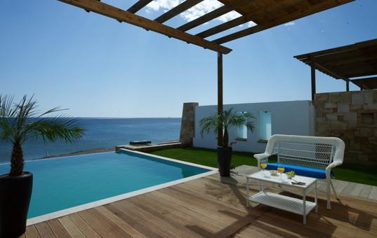 Villa mit hotelanbindung und hotelvillen mieten bei for Designhotel am strand