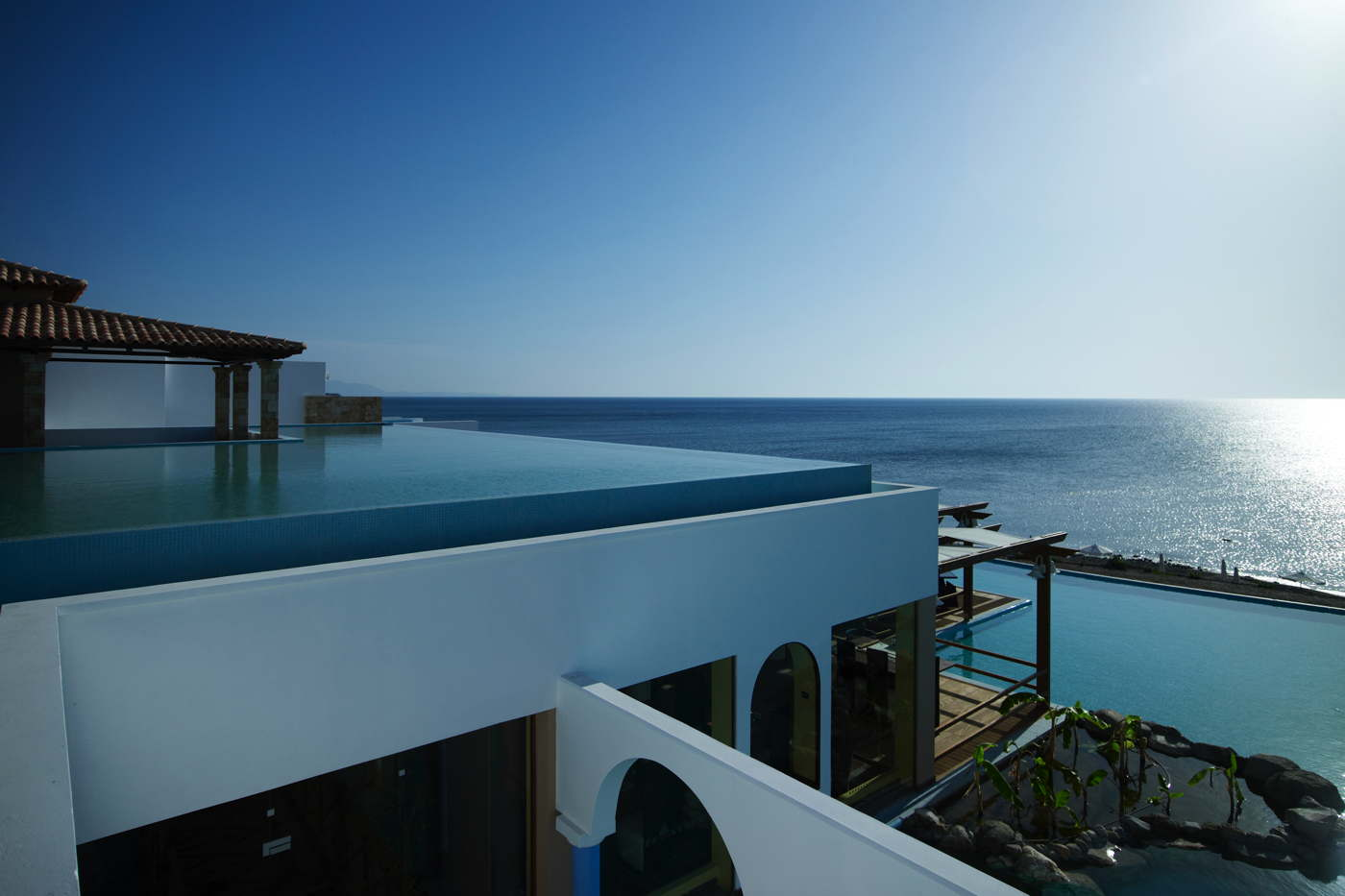 5 sterne luxusvilla im hotelresort villa designhotel for Griechenland designhotel
