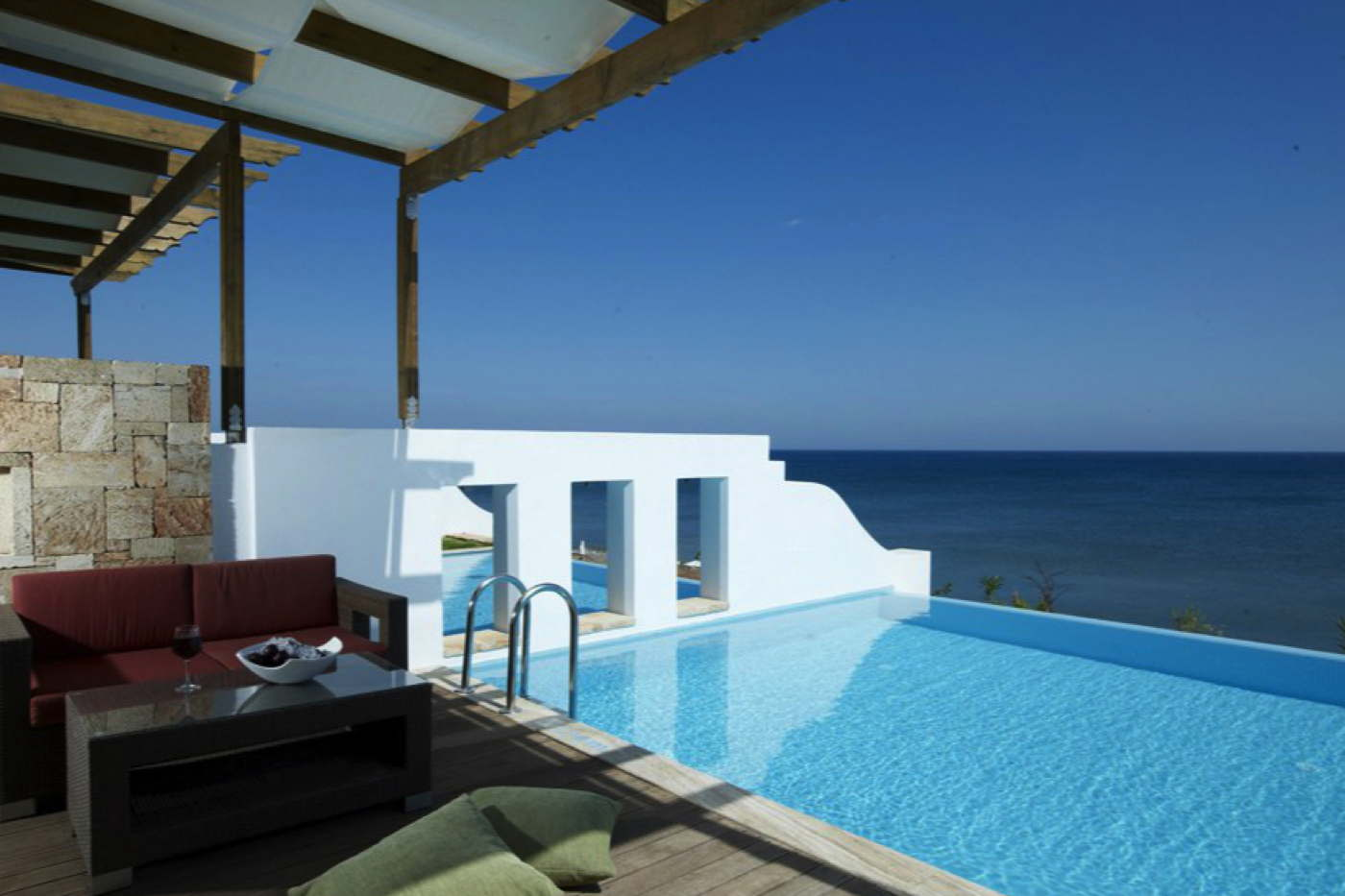 Villas With Pools In Kalives Crete