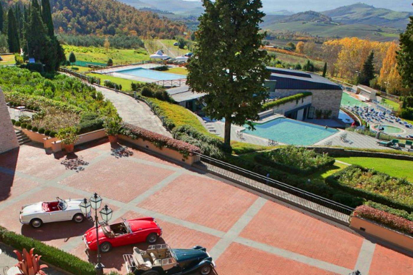 Italien toskana siena luxushotel designhotel spa hotel mit for Designhotel toskana