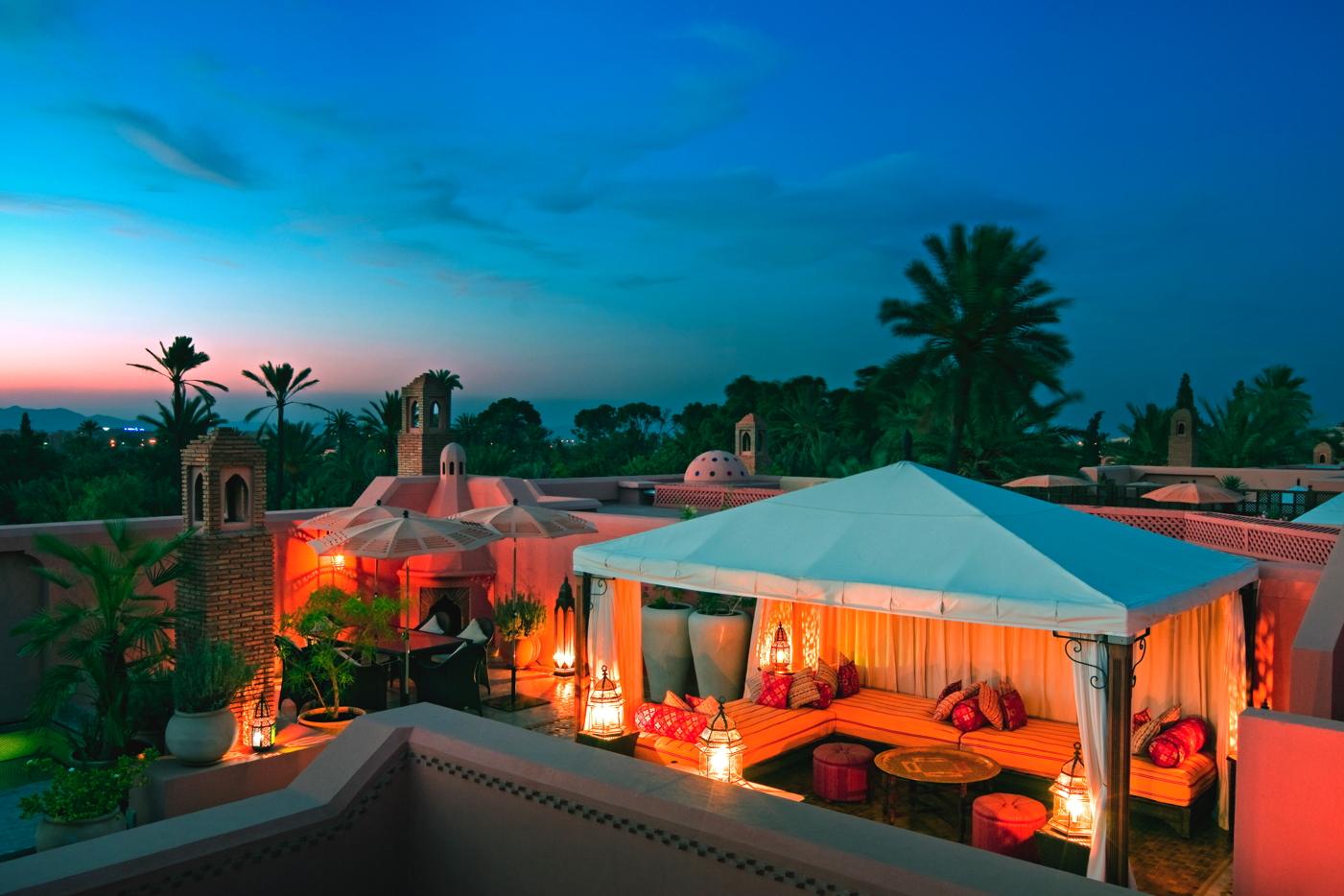 villa designhotel morocco