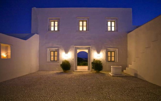 Griechenland - Kykladen  - Paros  - Tripiti - Villa Tripiti -
