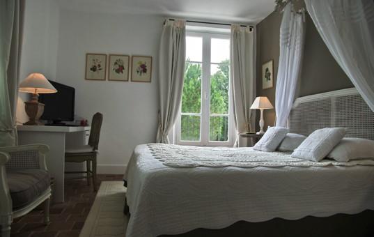 Frankreich - COTE D'AZUR - Gassin - Le Mas de Chastelas - Cozy double bedroom