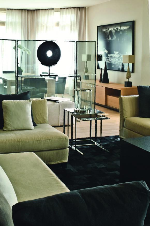 luxury apartment in Paris