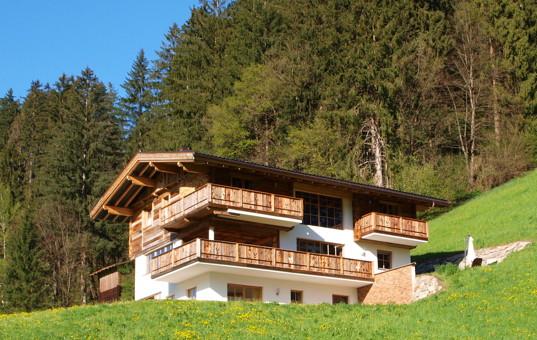Österreich - Tirol  - Zillertal - Hart - Chalet Helfenstein - Luxuriöses Ski-Chalet