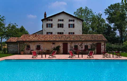 Italien - VENETO - Montemerlo - Villa Bencontenta -