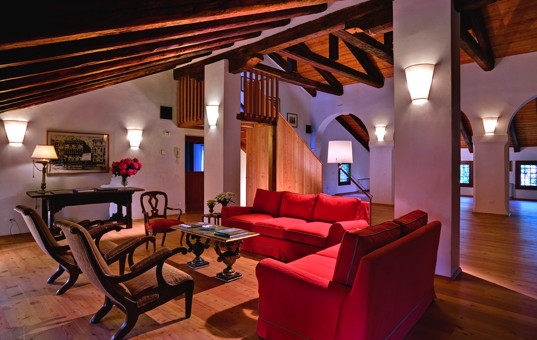 Italien - VENETO - Montemerlo - Villa Bencontenta - comfortable living area