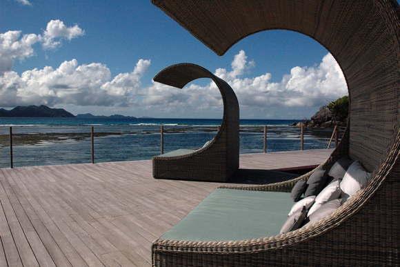 design hotel on the Seychelles
