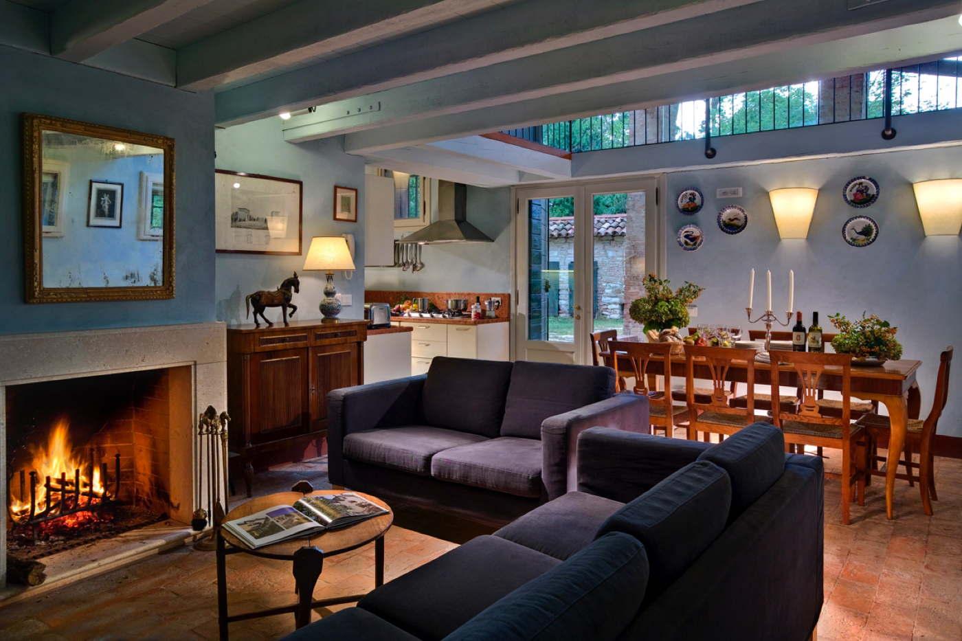 Landhaus in Italien-Ferienhaus mieten-Villa mieten Italien-Venetien-Padua