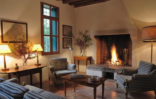 Italien - VENETO - Montemerlo - Casa Tempietto - cozy fireplace area
