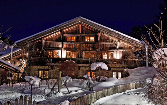 Hotel Luxe Montagne