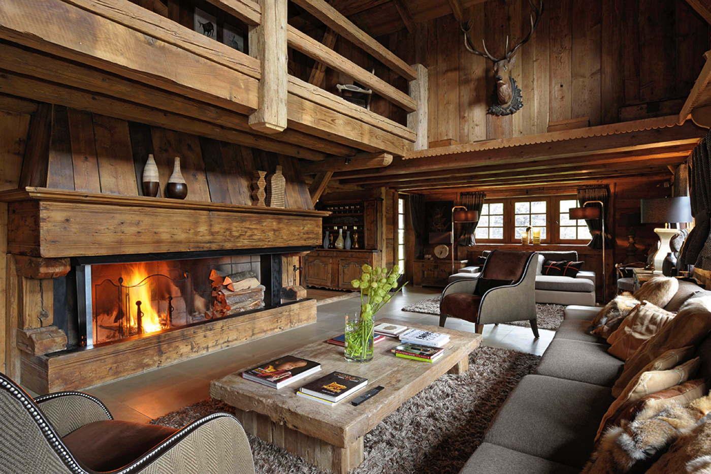 Luxus Alpenchalet in Frankreich bei DOMIZILE REISEN