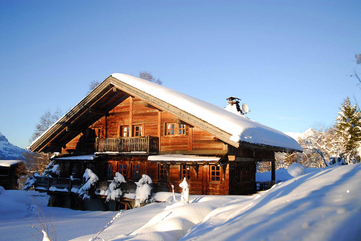 Luxus Chalet Mit Ski In Ski Out In Meg 232 Ve Franz 246 Sische Alpen