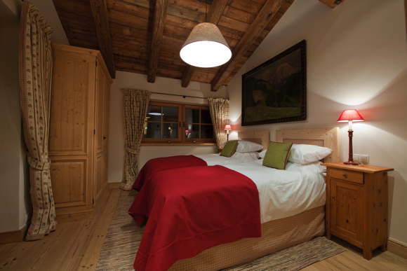 chalet rental Arlberg