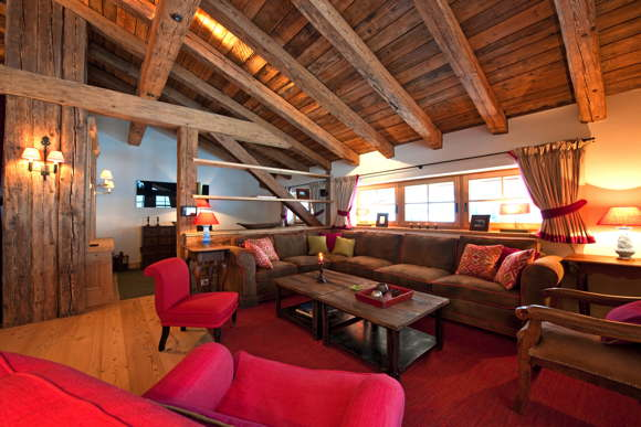 holiday chalet Alps
