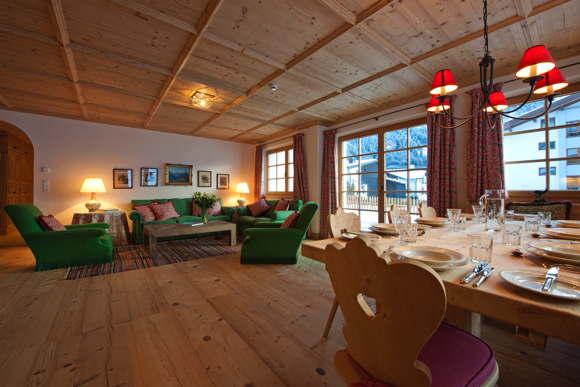 rental chalet Arlberg