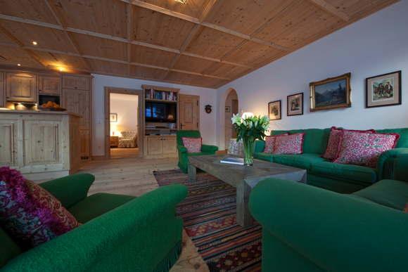 holiday apartment Arlberg