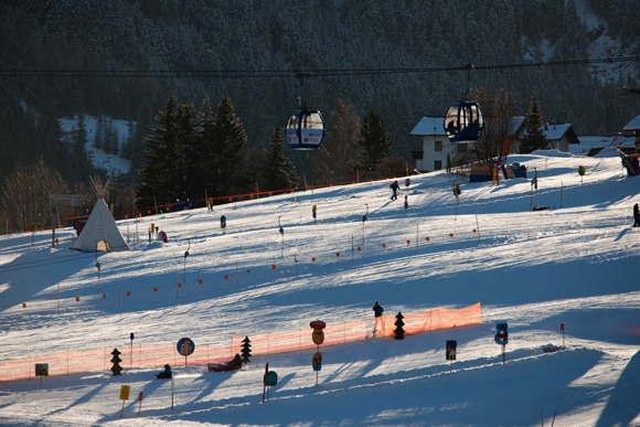 ski chalet St. Anton Arlberg
