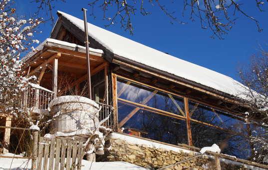 Österreich - STYRIA - St. Stefan ob Leoben - Bienenalm - luxury chalet Austrian Alps