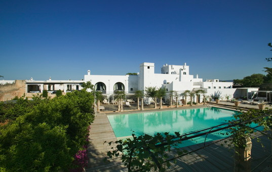 Italien - PUGLIA - Savelletri di Fasano - Masseria Torre Maizza - Boutique hotel with terrace and pool