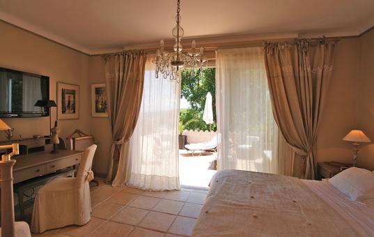 Frankreich - COTE D'AZUR - St-Tropez - Villa Pierredon -