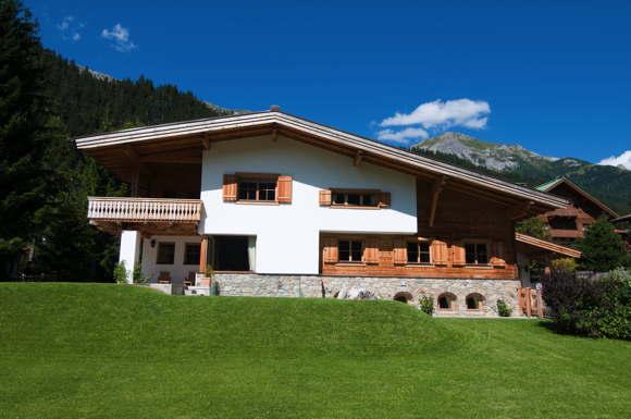 luxury chalet St. Anton Arlberg