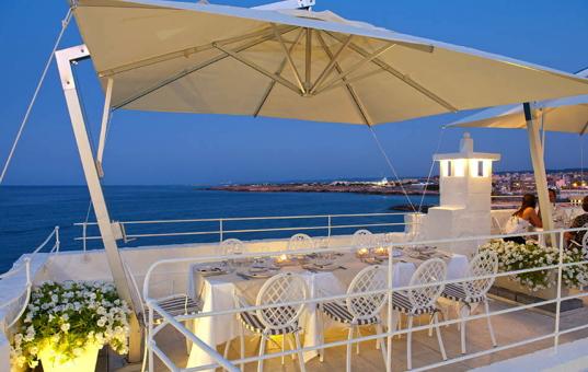 Italien - PUGLIA - Monopoli - Hotel Don Ferrante -
