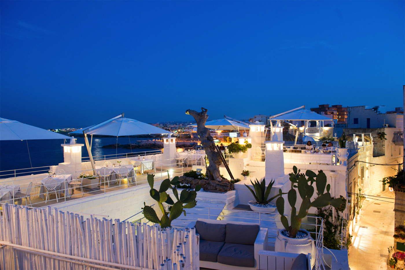 Design boutique hotel direkt am meer in apulien italien for Design hotels am meer
