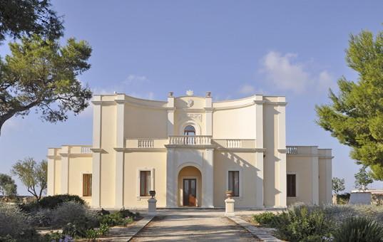 Italien - PUGLIA - Nardo - Villa Donnarosa -