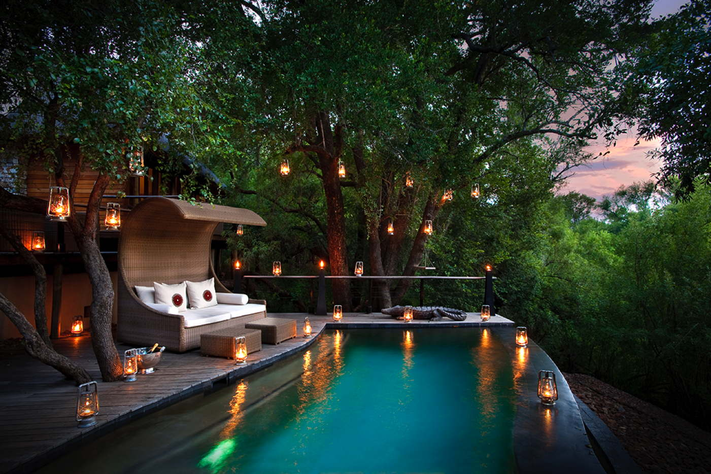 villa safari africa