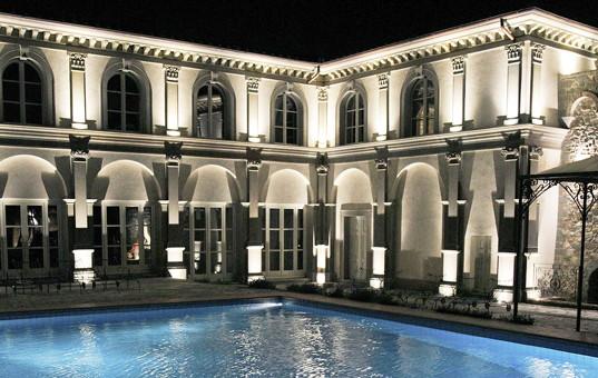 Italien - Toskana  - Cortona - Hotel La Corte dei Papi -