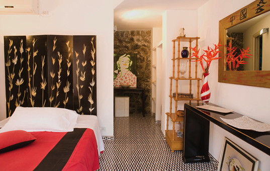 Italien - CAMPANIA - ISCHIA - Sant Angelo - Casa di Ale - Modern furnished double bedroom