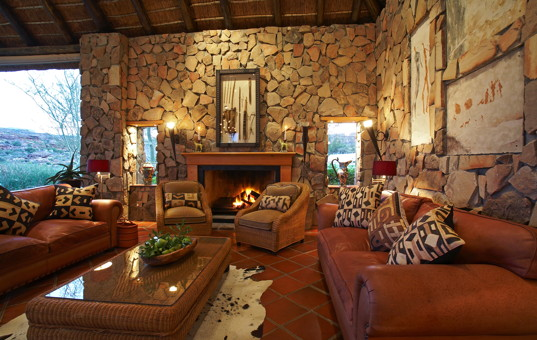 Afrika - SOUTH AFRICA - CAPE REGION - Clanwilliam - Bushmans Kloof Wilderness Lodge - lodge wilderness reserve Western Cape