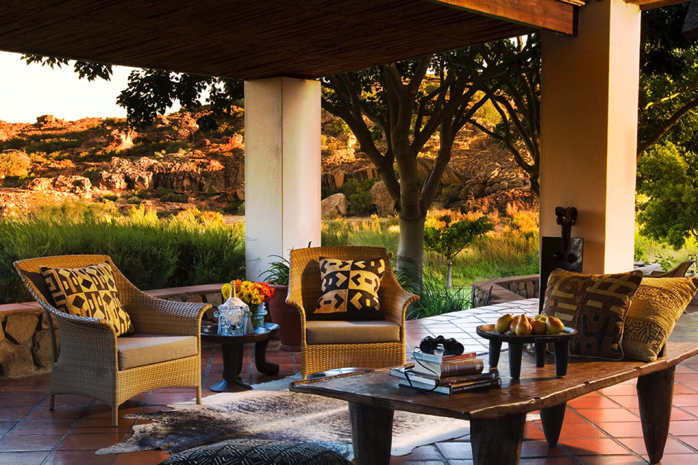 Luxuslodge Suedafrika