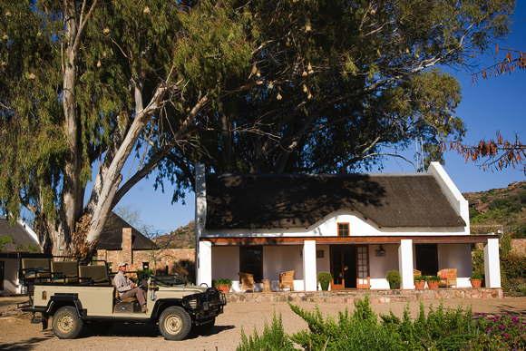 safari lodge malaria free