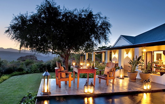 Afrika - SOUTH AFRICA - CAPE REGION - Clanwilliam - Villa Koro Bushmans Kloof - family friendly luxury villa South Africa