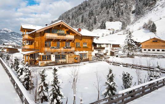 Österreich - Salzburger Land  - Großarl - Chalet Stolz Grande - skichalet im salzburger land