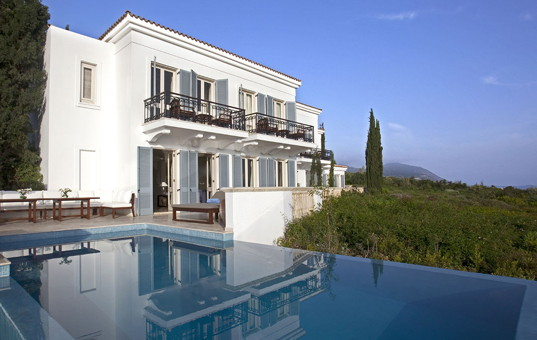 Zypern - Neo Chorio - Aether Deluxe Villa - exclusive villa with large pool