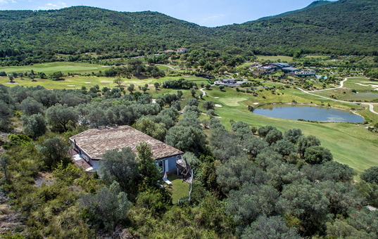 Italien - TUSCANY - MONTE ARGENTARIO - Porto Ercole - Argentario Golf Villa -