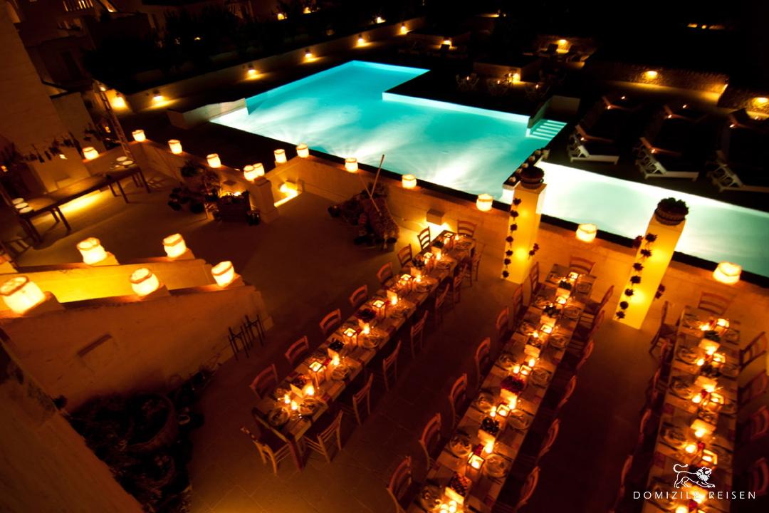 Italien - Apulien am Meer: Hochzeit und private Feiern im ...