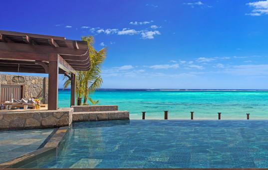 Indischer Ozean - MAURITIUS - Süd-Westküste, Le Morne Peninsula - The St. Regis Villa Mauritius -