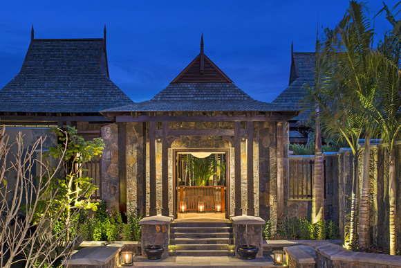 The St. Regis Villa Mauritius