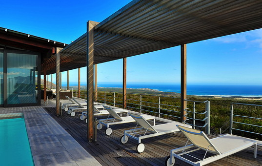 Afrika - SOUTH AFRICA - CAPE REGION - Walker Bay, Gansbaai - Grootbos Private Villa -