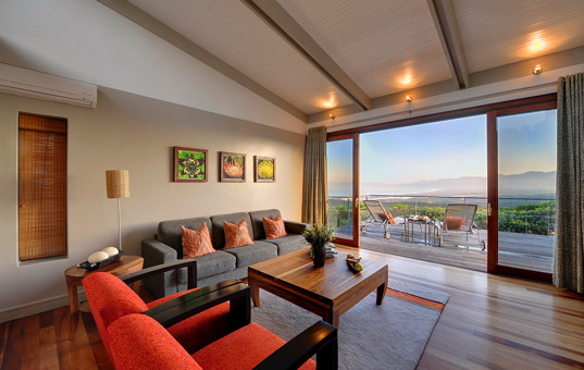 Afrika - SOUTH AFRICA - CAPE REGION - Walker Bay, Gansbaai - Grootbos Forest Lodge -