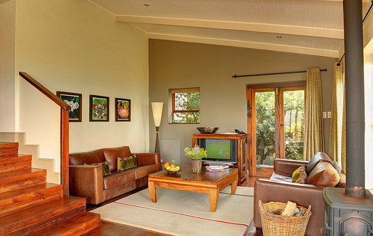 Afrika - SOUTH AFRICA - CAPE REGION - Walker Bay, Gansbaai - Grootbos Garden Lodge - Spacious suite in Grootbos Garden Lodge