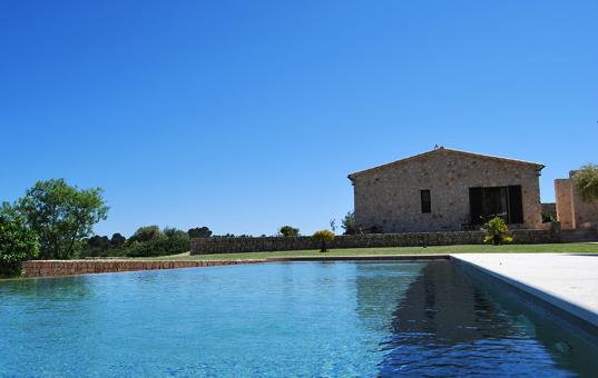 Spanien - Balearen  - Mallorca - Porto Cristo - Finca S'Ullastre -