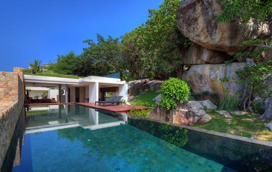 Asien - THAILAND - Koh Samui, Bo Put - Samujana Villa Estate 11 A -